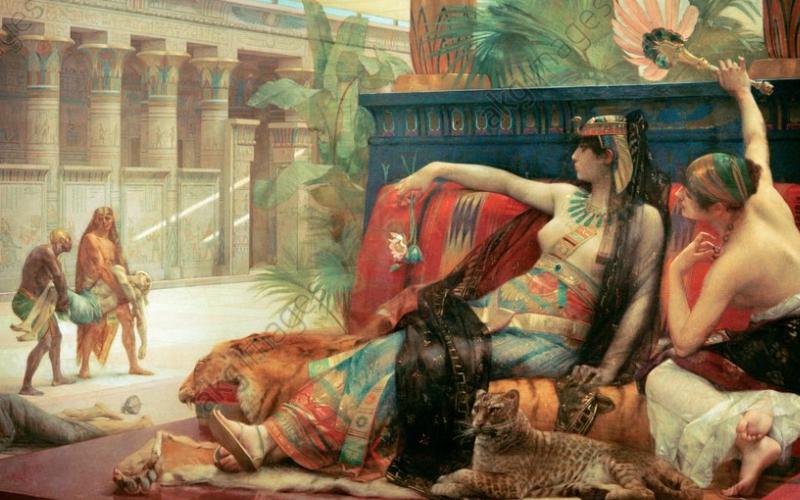 La regina Cleopatra